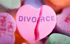divorce candy heart